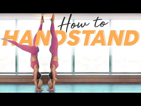 How to Handstand in 5 Easy Steps!