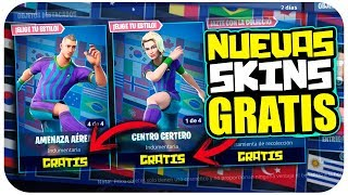 *TIP* HOW TO GET NEW SKINS FROM WORLD FREE!!! PS4, XBOX AND PC - Fortnite Battle Royale