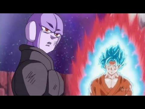 Goku vs Hit (finale)