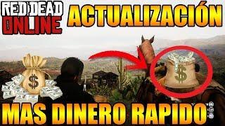 Red Dead Redemption 2 ONLINE MAS DINERO RÁPIDO NUEVA ACTUALIZACIÓN FECHA