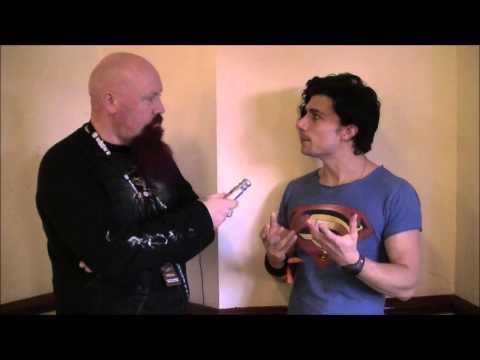 Night By Night talk with Metal Gods TV at HRH 6