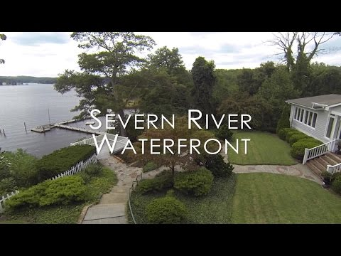 Severn River Waterfront - 6 Charclavir Lane, Severna Park, MD 21146 - For Sale