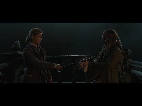 'Pirates of the Caribbean: Dead Men Tell No Tales' Deleted Scene (2017)