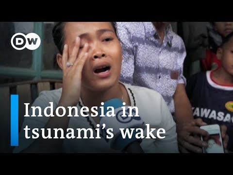 Indonesia tsunami: Floods and threat of second wave curb aid and rescue | DW News