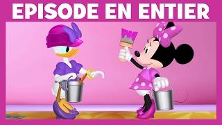 La Boutique de Minnie - Travaux dans la Boutique - Episode en entier