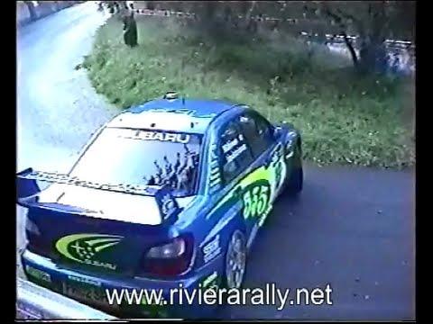 Subaru Impreza WRC 2000 - '01 - '02 - '03 Petter Solberg