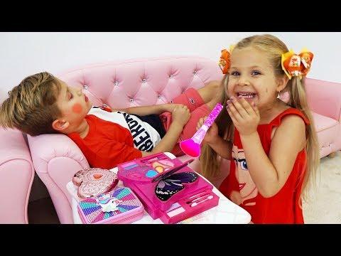 Diana, Roma and Baby tricks - Видео онлайн