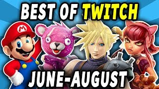 Top React Gaming Highlights | June - August 2018