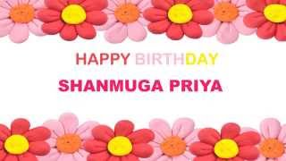 ShanmugaPriya   Birthday Postcards & Postales - Happy Birthday