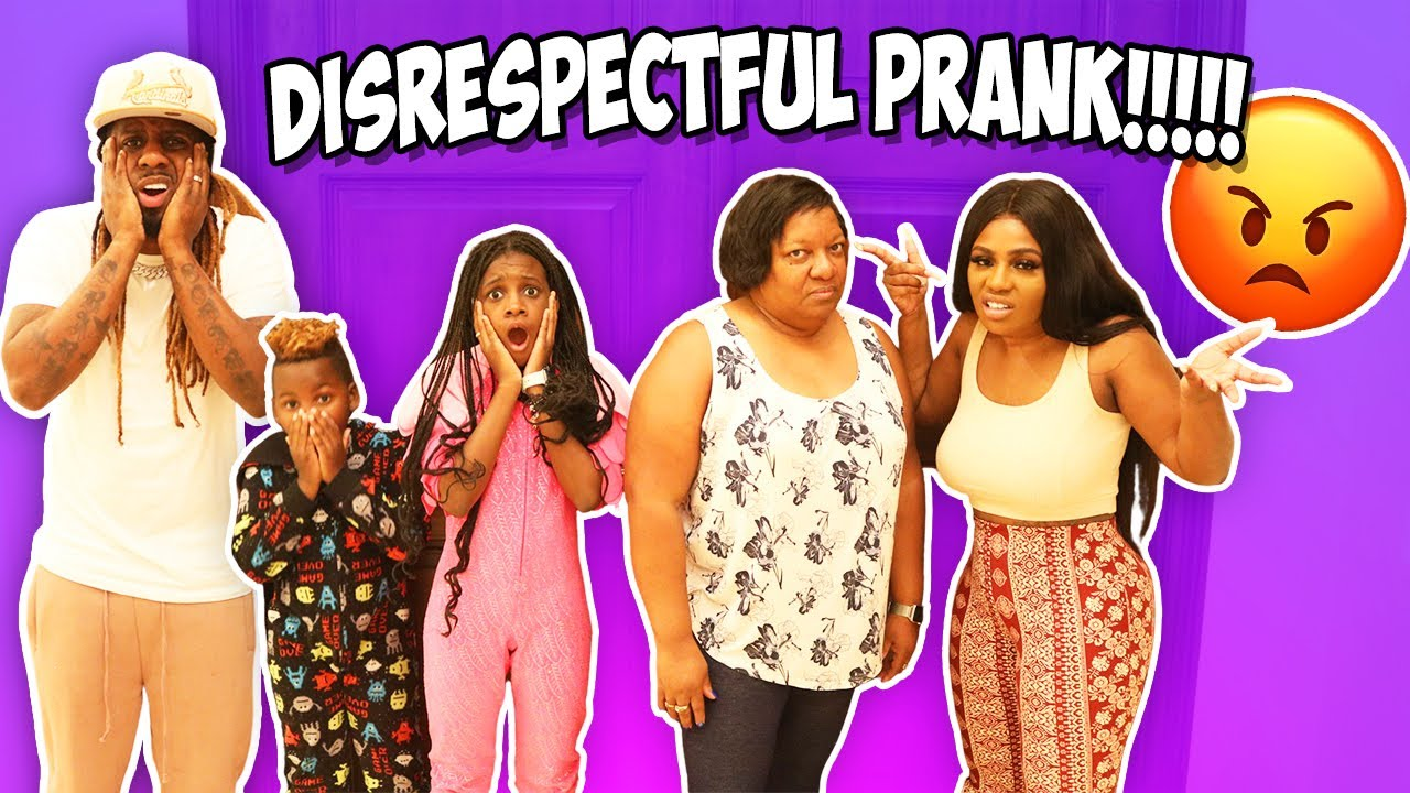 Disrespectful Prank on Don's Mom