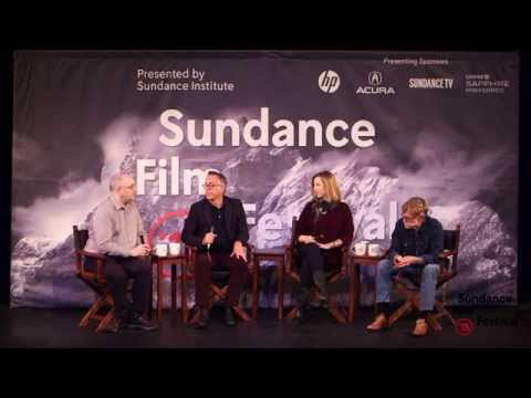 2015 Sundance Film Festival: Day One Press Conference with Robert Redford, Keri Putnam & John Cooper