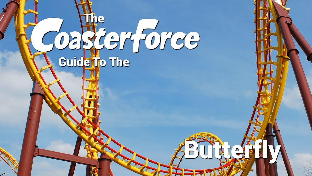 Coasterforce Guide To The Butterfly Table Of Elements Series Youtube