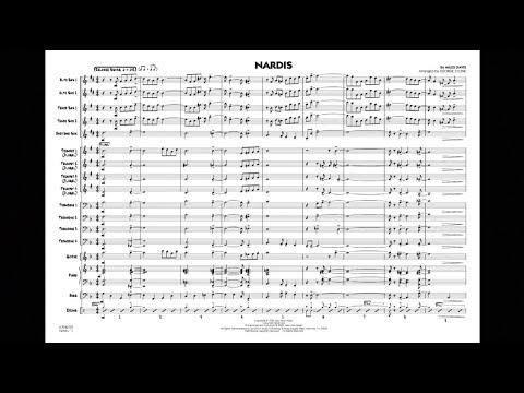 Nardis by Miles Davis/arranged by George Stone