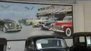 Classic Cars at Memory Lane Motors