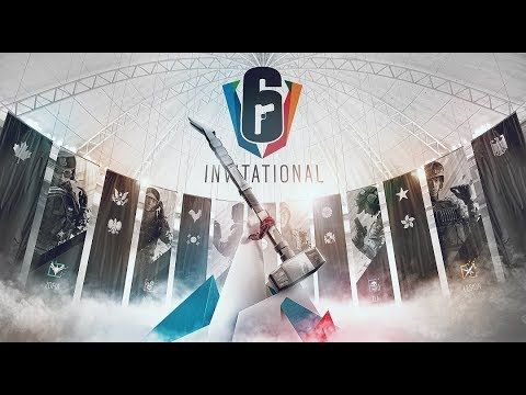 Rainbow Six - Six Invitational 2018 - LIVESTREAM - Finals