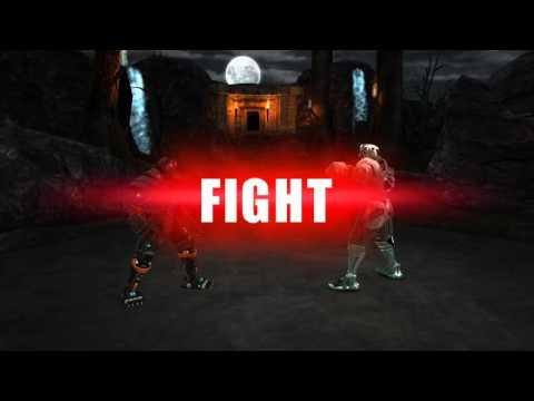 """REVIEW game REAL STEEL android """"ASHURA WORLD ROBOR BOXING II"""" - 동영상"""