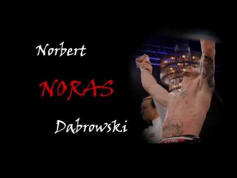"Polish boxer - Norbert ""NORAS"" Dąbrowski PROMO before fight with Alvarez."
