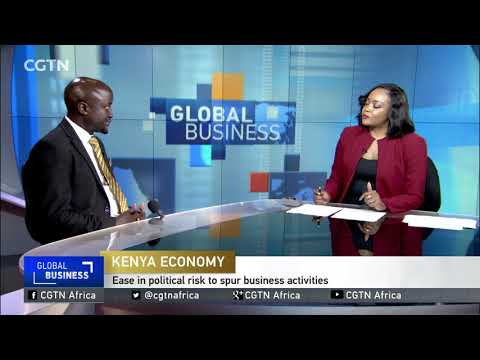 Kenya's real GDP to grow between 5.25% and 5.75% in 2018