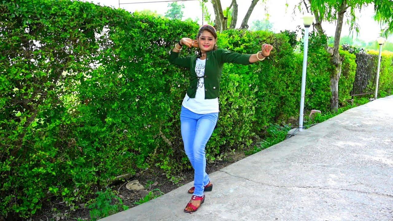 ओ छोरा एक दिल दो जान धड़क रहे सीना में    लड़की का बेहतरीन डांस वीडियो    New Gurjar Rasiya