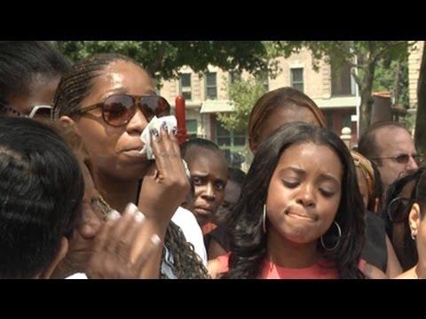 Bronx community unites against gun violence - New York Post