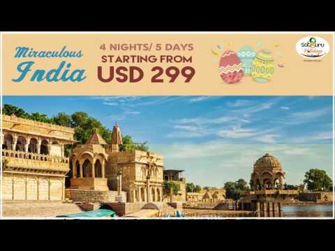 Enjoy Easter & Travel Dubai, India, Malaysia, Mauritius, Paris, Singapore and Thailand at low price