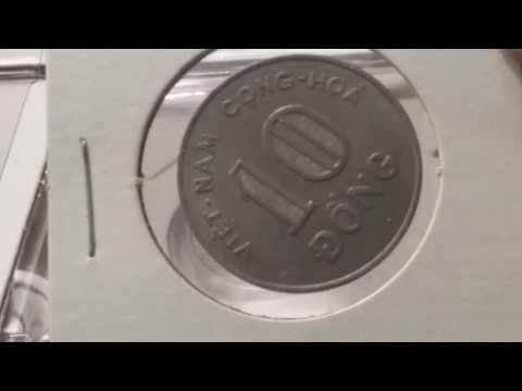 Vietnam Cong Hoa 10 Dong 1964 Coin