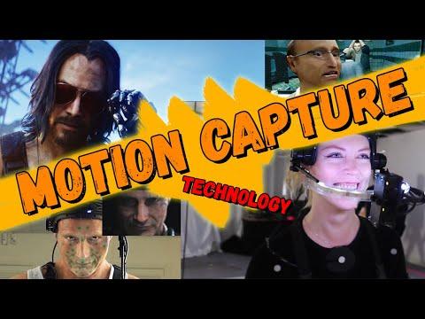 Технология Motion Capture / История и принцип работы