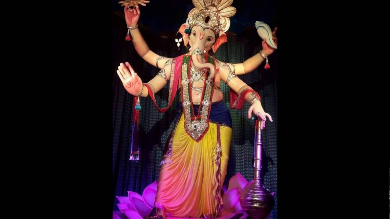 Mumbai cha raja 2016 ganesh galli ganpati hd image gallery youtube thecheapjerseys Image collections
