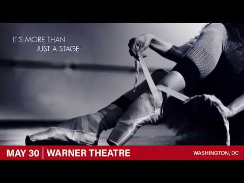 National Ballet of Ukraine in Washington - Warner Theatre - May 30, 2018
