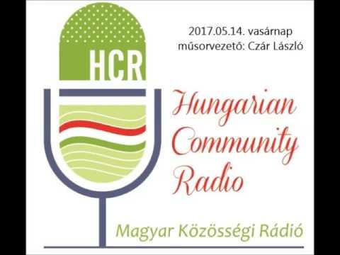 Magyar Kozossegi Radio Adelaide 20170514 Czar Laszlo