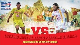 Previa Aragua FC vs Trujillanos FC (Partido de vuelta)