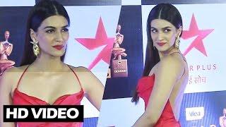 HOT Kriti Sanon At Star Screen Awards 2016