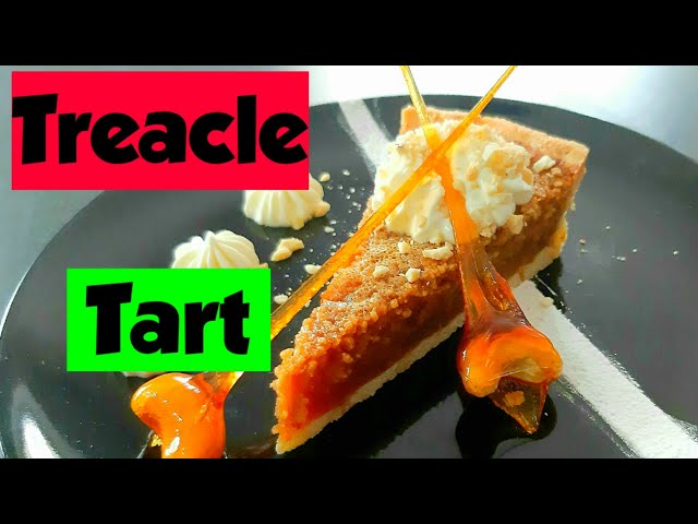 My Favourite Dessert How To Make A Treacle Tart Cupcake Jemma Litetube