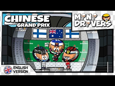 [EN] MiniDrivers - 10x03 - 2018 Chinese Grand Prix