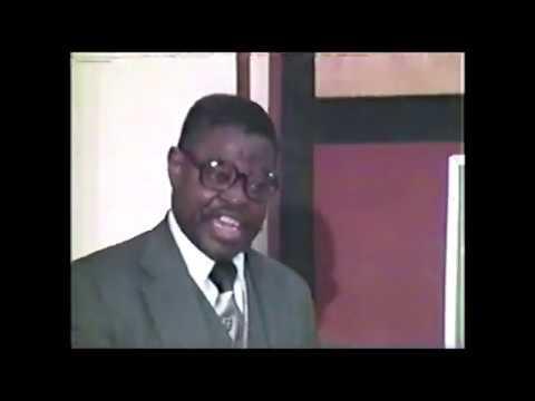 Dr. Yosef ben Jochannan: African Origins of Christianity and Judaism [1983]