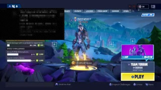 Fortnite Battle Royale| NEW Summit Striker Skin| DeCay Astro| I Joined DeCay
