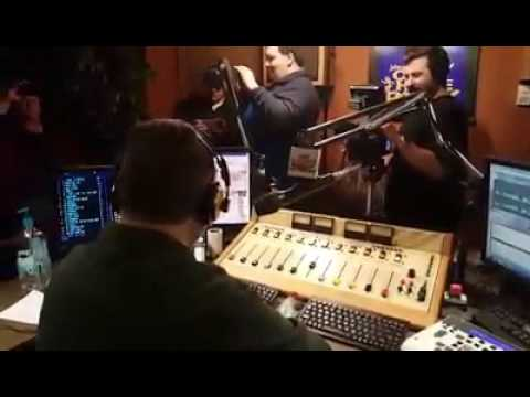 Open House Party   JOHN GARABEDIAN'S FINAL SIGN OFF IN-STUDIO(January 28th, 2017)