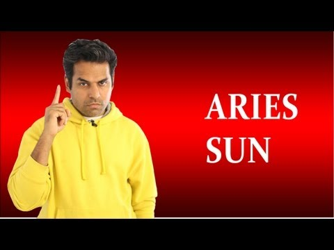 Sun in Aries in Astrology (True Aries Horoscope personality revealed)