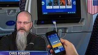 Plane hacking: Security expert Chris Roberts grounded from United flights after tweet