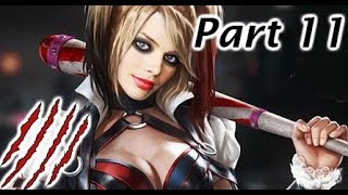 Batman Arkham Knight WalkThrough Gameplay Part 11 - Quinn - [1080p] No Commentary [PRO PLAYER]