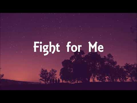 Fight for Me (Lyrics) ft. Lecrae - Gawvi
