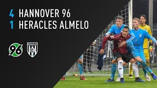 Hannover 96 - Heracles Almelo | 13-01-2019 | Samenvatting