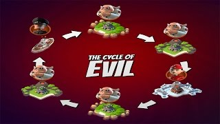 New Update Event Schedule! 'The Cycle of Evil' | Boom Beach