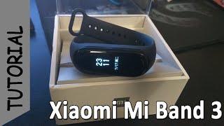Xiaomi Mi Band 3 | Cómo vincular con teléfono