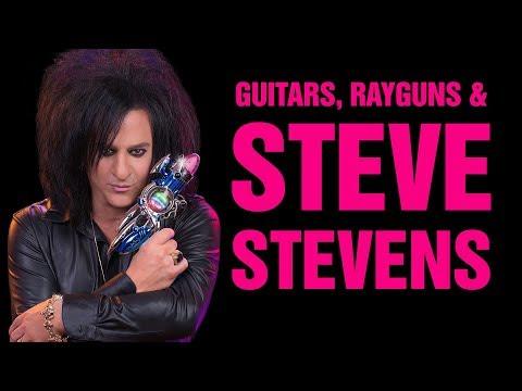 Guitars Rayguns & Steve Stevens