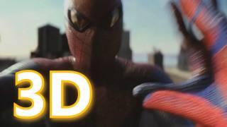 El Sorprendente Hombre Araña ~ Trailer 3D Español Latino ~ FULL HD