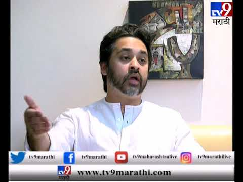 Nilesh Rane's allegations on Balasaheb Thackeray over Anand Dighe's Death-TV9