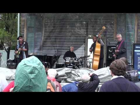 Studebaker John's Maxwell St. Kings, Chicago Blues Fest 2015