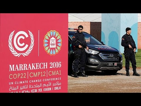 COP 22 aims to be a conference of action
