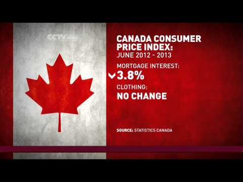 Inflation Rates On The Rise In Canada